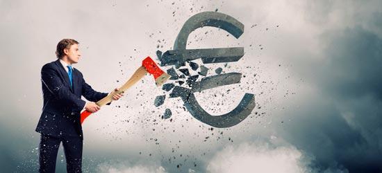 EUR/USD: Драги обвалил