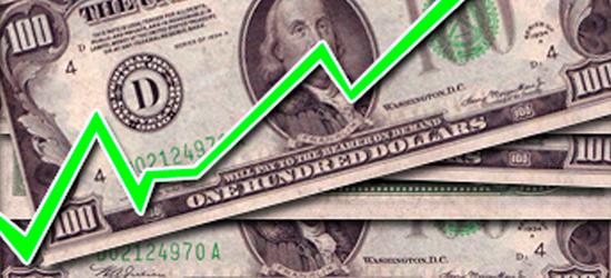Доллар пытается взять