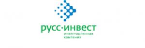 Логотип ИК РУСС-ИНВЕСТ