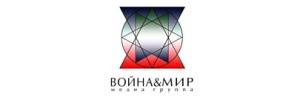 Логотип Медиа группа Война и Мир