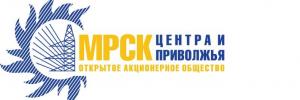 Логотип МРСК Центра и Приволжья