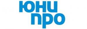 Логотип Юнипро