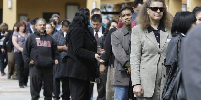 Данные по рынку труда