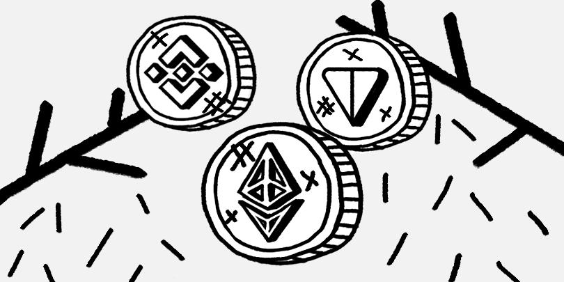 Telegram, Ethereum и