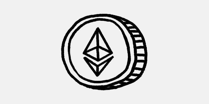 Объем Ethereum на биржах