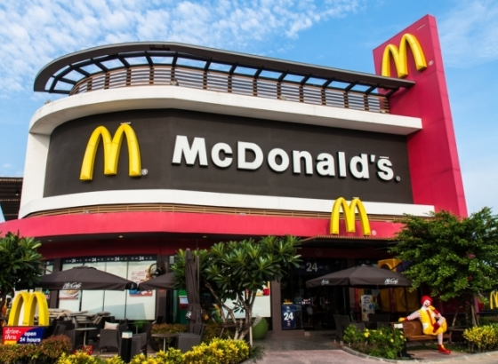 McDonald's: недожаренная