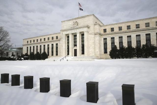 Эванс: ФРС стоит