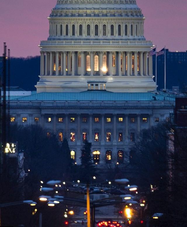 США завершили фискальный