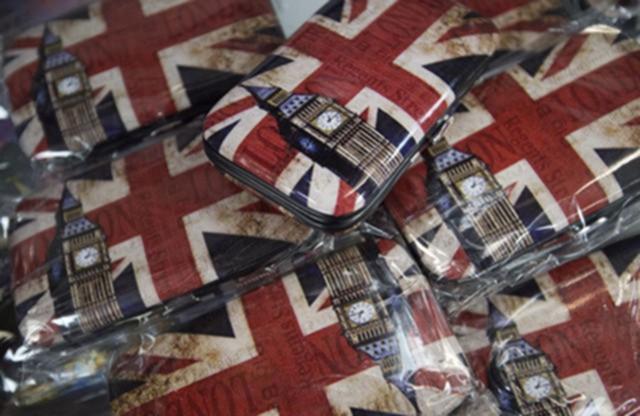 Ритейлеры Британии в III