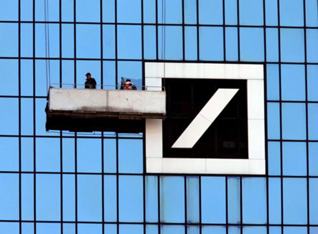 Deutsche Bank заявил об