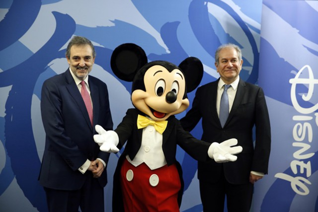 Disney покупает 21st