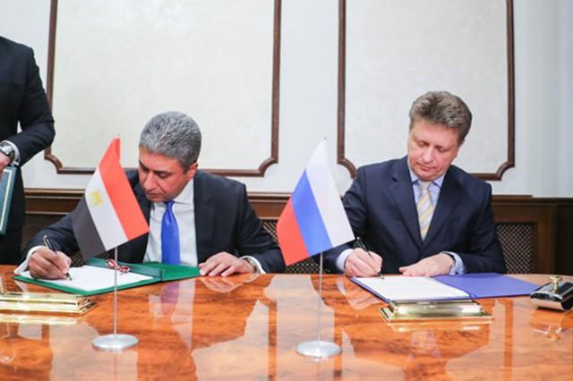 РФ и Египет приблизились
