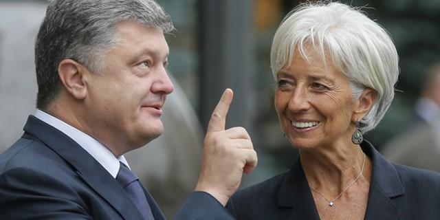 Украина будет сидеть на