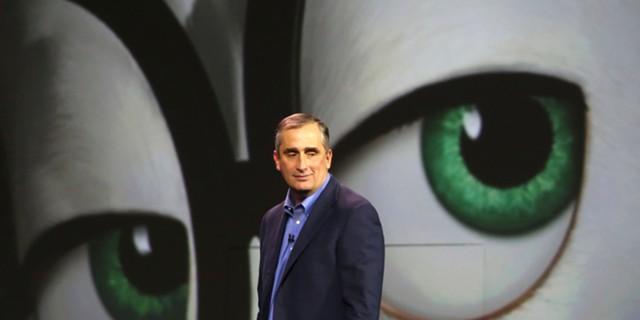 Глава Intel продал акции