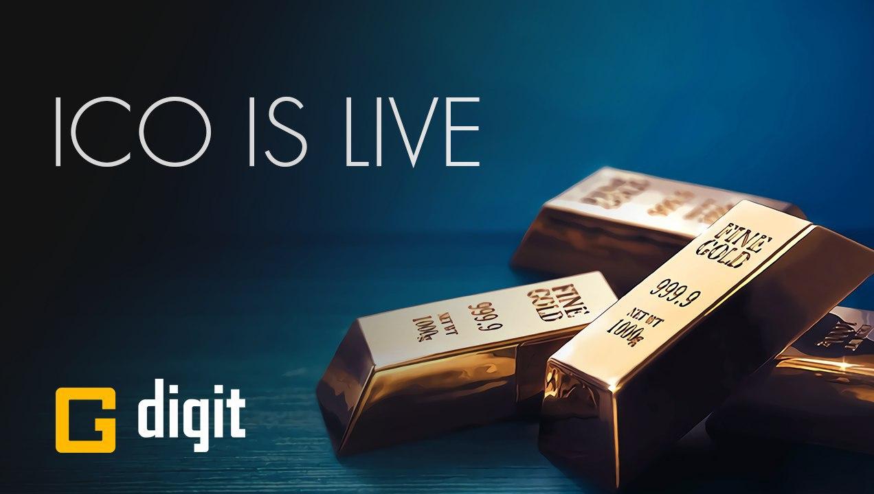 Цифровое золото в прямом