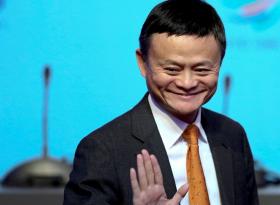 Акции Alibaba падают на
