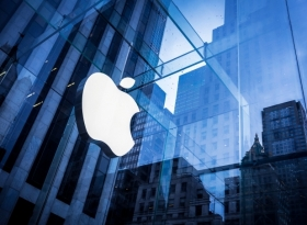 Рост выручки Apple