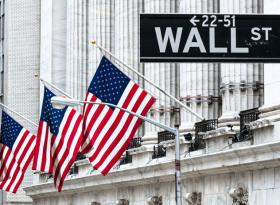 Фондовый рынок США на