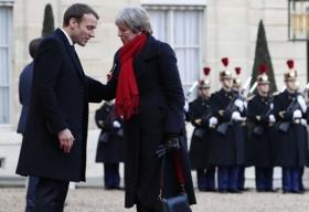 Британия поможет Франции