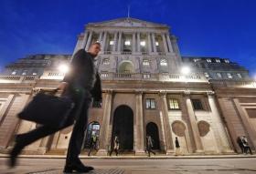 Банк Англии хочет