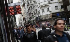 Валютный кризис в