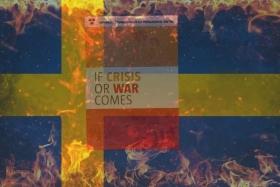 Шведов готовят к войне.