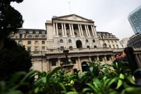 Банк Англии сохранил