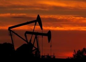 Добыча нефти в России в