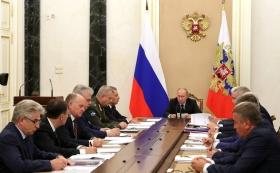 Путин:  quot;Роскосмос