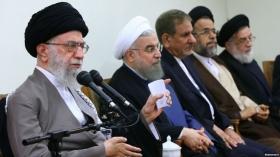 Иран избежал
