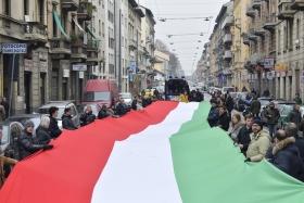 Акции Италии падают на
