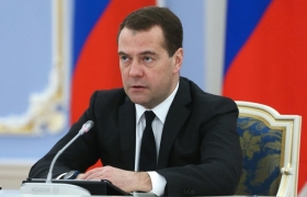 Медведев: контрсанкции