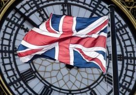 Рост ВВП Великобритании