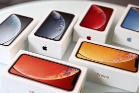 Акции Apple упали на