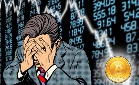 Обвал на крипторынке