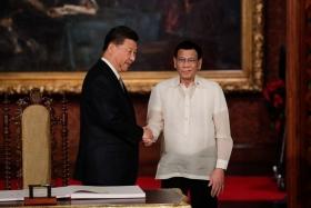 Китай и Филиппины