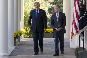 Трамп ужесточает критику