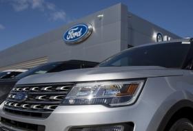 Morgan Stanley: Ford