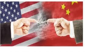 Торговая война не в