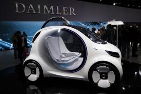 Daimler готовится к
