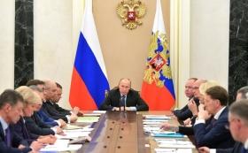 Путин потребовал усилить