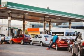 Бензиновый кризис в