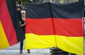 Экономика Германии едва