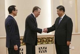 Глава КНР: Китай и США