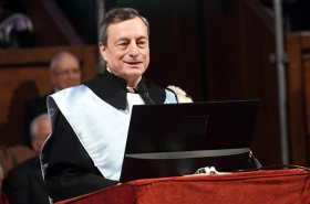 Глава ЕЦБ заявил о том,
