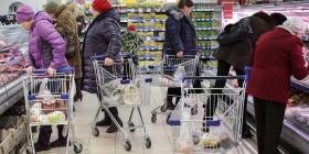 Россияне снизили покупки