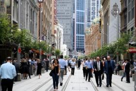 Рост ВВП Австралии