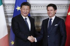 Герачи: критики Италии