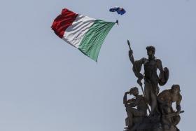 Рецессия в Италии может