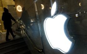 Прибыль Apple упадет